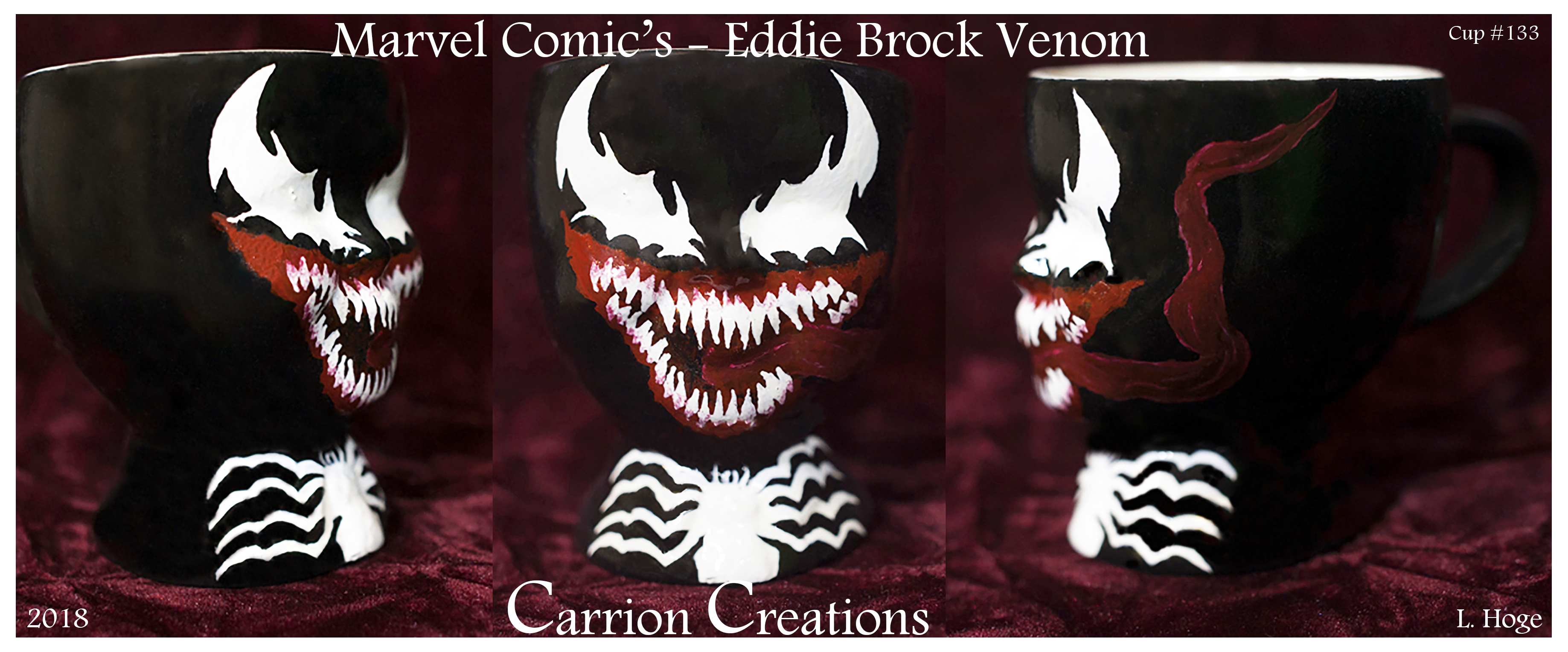 133 venom photos