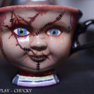 Cup #158 - Chucky