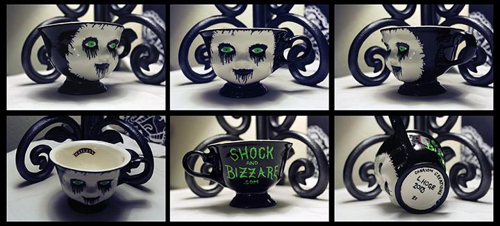21 Shock and Bizzare 2 ed