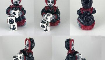 Dead Baby Ornament 6