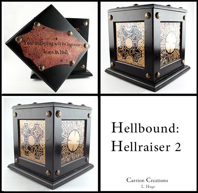 Hellraiser Cube