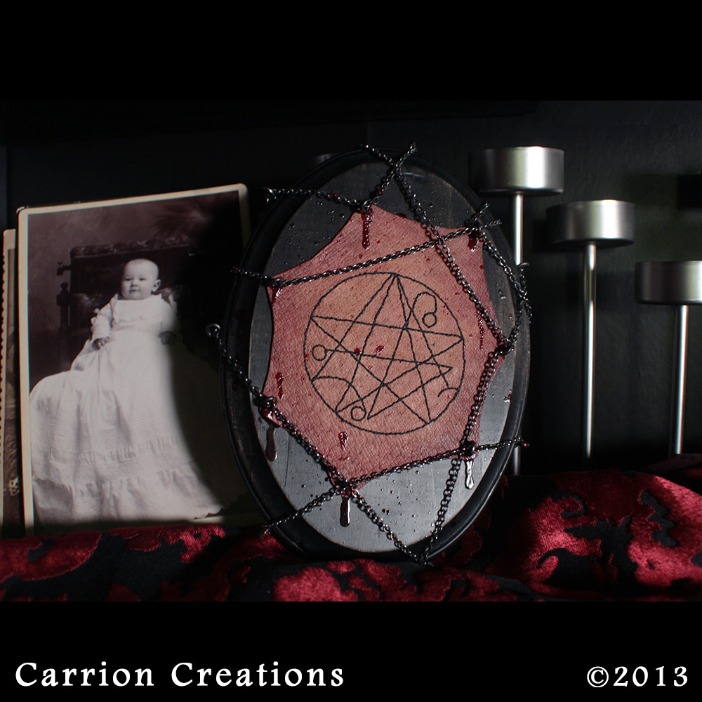 Prior Carrion Creation Art