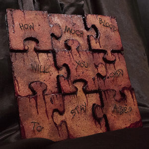 #3  -  Saw 3D Jigsaw Puzzle