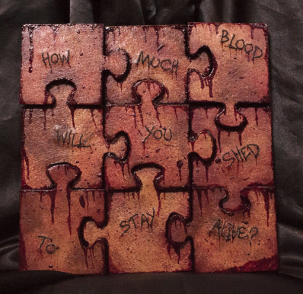 #3  -  Saw 3D Jigsaw Puzzle
