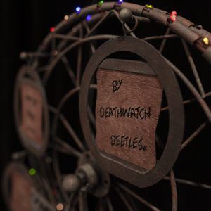#1 - Rusted Ferris Wheel - Ray Bradbury's Something Wicked This Way Comes