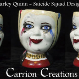 Cup #161 - DC - Suicide Squad - Harley Quinn