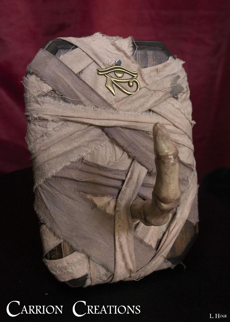 Mummy Eye Wrap (2)